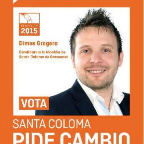 Santa Coloma pide cambio