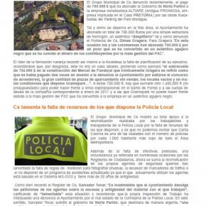 Descarga el nuevo número del Boletín ACCIÓN CIUDADANA