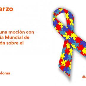 Cs Santa Coloma presenta una moció de conscienciació i augment de recursos per a persones amb Autisme