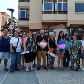 Cs Santa Coloma, ICV-EUiA Gent d'Esquerres y la Plataforma de Vecinos/as del Passeig Salzereda reivindican un Proceso Participativo para la reforma de este espacio