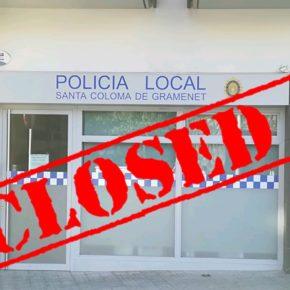 Ciudadanos vuelve a evidenciar la falta de Policías Locales en verano y el cierre temporal de la Comisaría de Santa Rosa