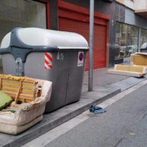 Cs Santa Coloma apoya una mejora de la inversión en limpieza pero acusa al gobierno de no actuar con diligencia para afrontar esta problemática