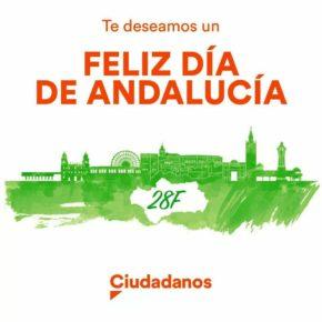 Ciudadanos celebra el día de Andalucía y anuncia medidas para impulsar la cultura andaluza en Santa Coloma