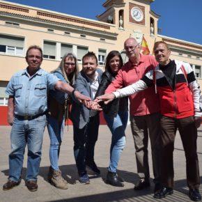 Cuatro destacados líderes vecinales se suman al proyecto de Ciudadanos en Santa Coloma de Gramenet