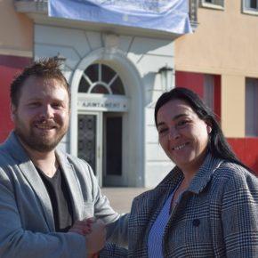 """Dimas Gragera anuncia el """"fichaje"""" de Susana Castaño, Vicepresidenta del CD Arrabal-Calaf, como número 5 de Ciudadanos"""
