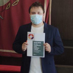 Trabajo y unidad para superar esta crisis. -Artículo de Dimas Gragera, portavoz del Grupo Municipal de Ciudadanos Santa Coloma-
