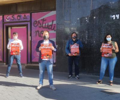 Ciutadanos anuncia que solicitará en pleno un Plan Municipal contra la okupación ilegal de viviendas en Santa Coloma de Gramenet