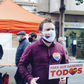 Ciudadanos presenta sus propuestas para los barrios en una reunión con las asociaciones de vecinos de Santa Coloma de Gramenet, Badalona y Sant Adrià de Besòs